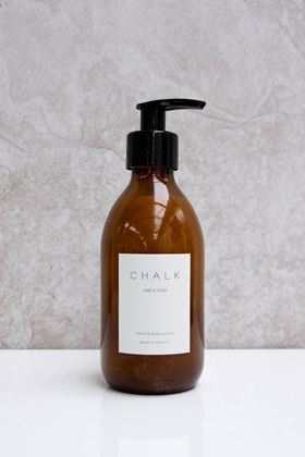 Picture of Chalk Lime and Herb Hand and Body Lotion