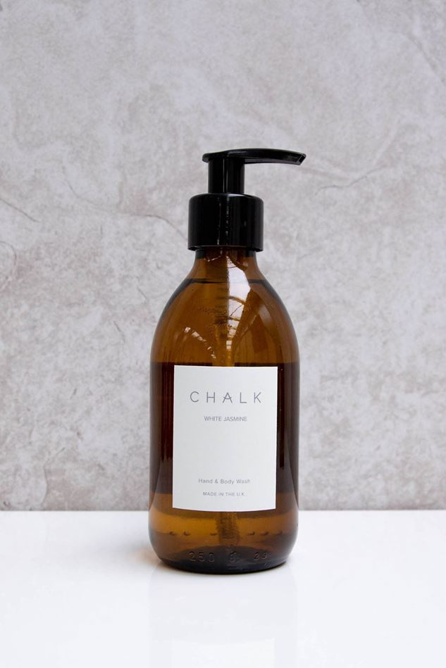 Picture of Chalk White Jasmine Hand and Body Wash