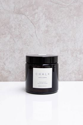 Picture of Chalk White Jasmine Candle