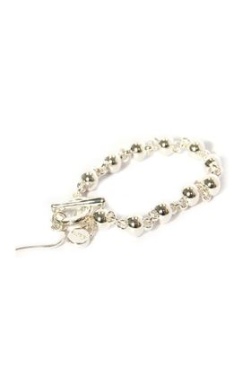 Picture of Envy Jewellery Silver Clasp Heart Bracelet