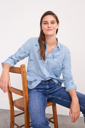 Picture of White Stuff Cecily Organic Shirt