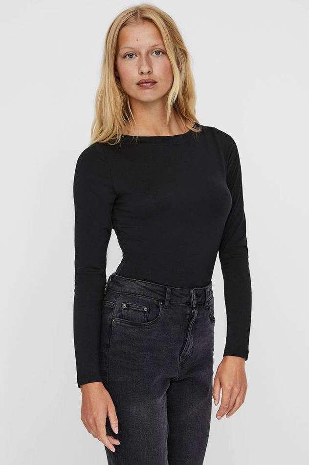 Picture of Vero Moda Panda Soft Long Sleeved Top