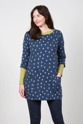 Picture of Lily & Me Cerys Sundaial Print Tunic