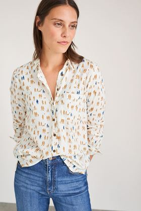 Picture of White Stuff Hallie EcoVero Shirt