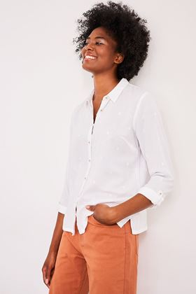Picture of White Stuff Emma Organic Cotton Shirt