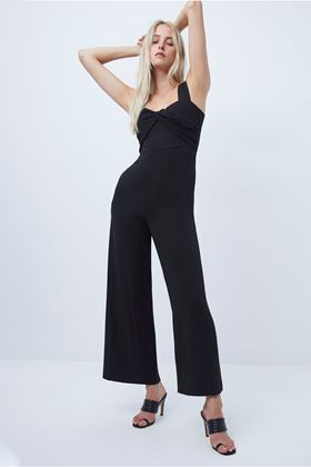 Picture of French Connection Garcia Drape Jumpsuit