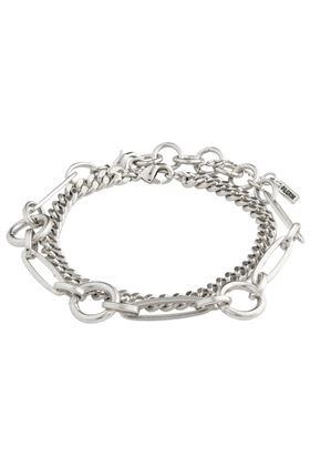 Picture of Pilgrim Sensitivity Silver Plated Bracelet