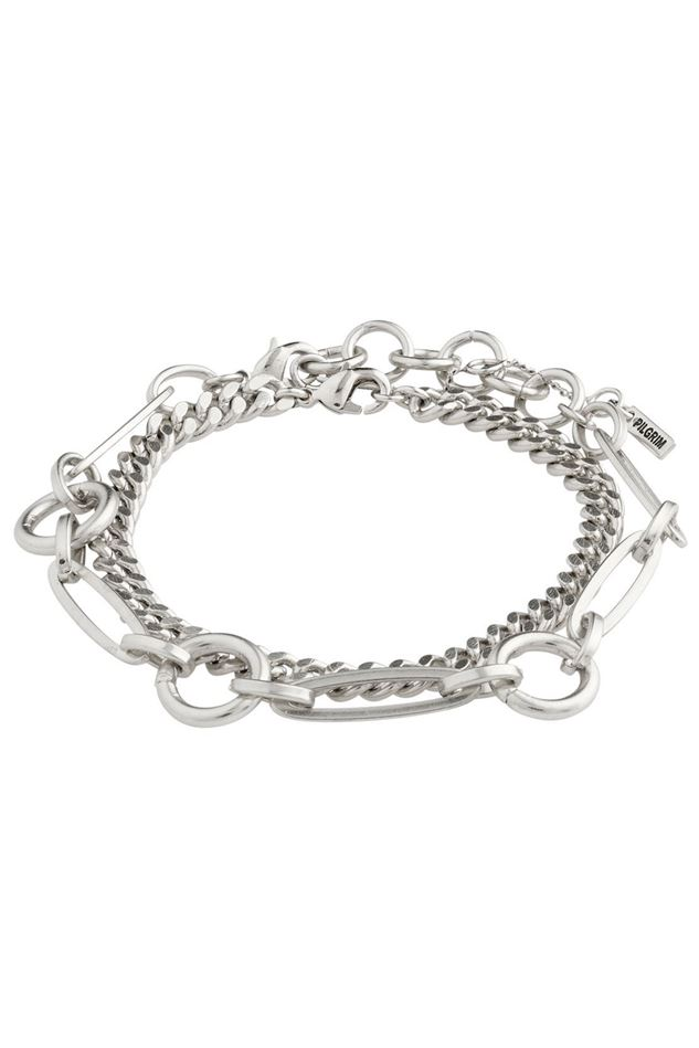 Picture of Pilgrim Sensitivity Silver Plated Bracelet