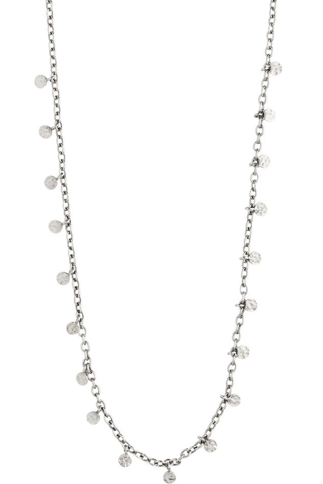 Picture of Pilgrim Panna Silver Plated Necklace