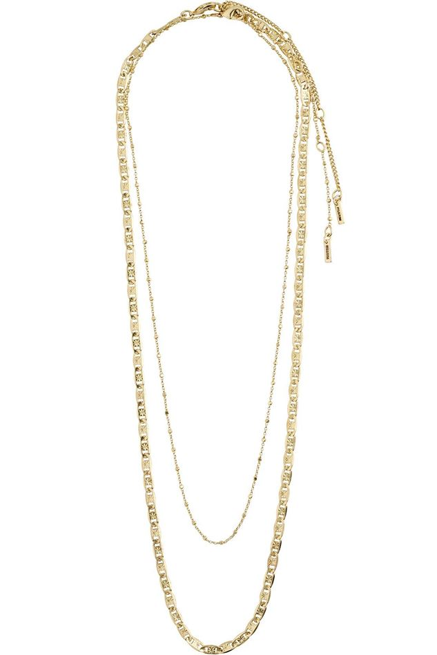 Picture of Pilgrim Intuition Gold Plated Necklace