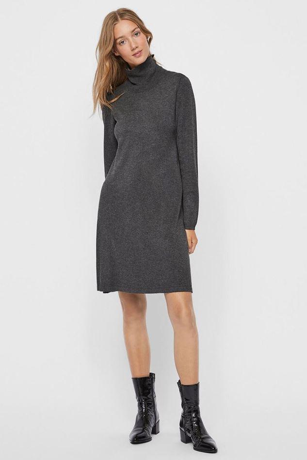 Picture of Vero Moda Glory High Neck Midi Dress