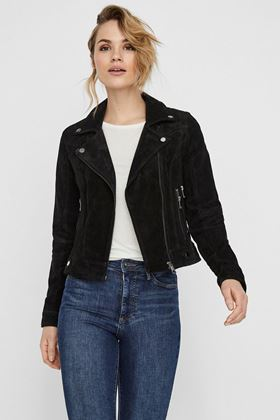Picture of Vero Moda Roycesalon Suede Jacket