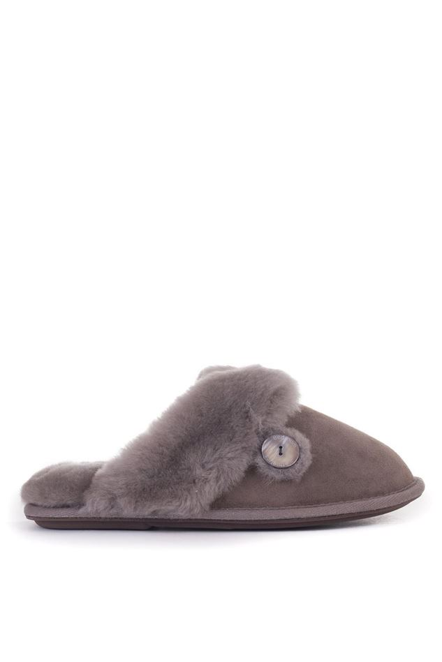 Picture of Bedroom Athletics Molly Double Faced Sheepskin Mule
