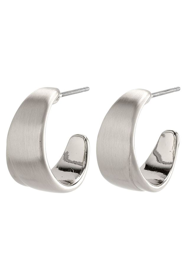 Picture of Pilgrim Gita Silver Plated Earrings