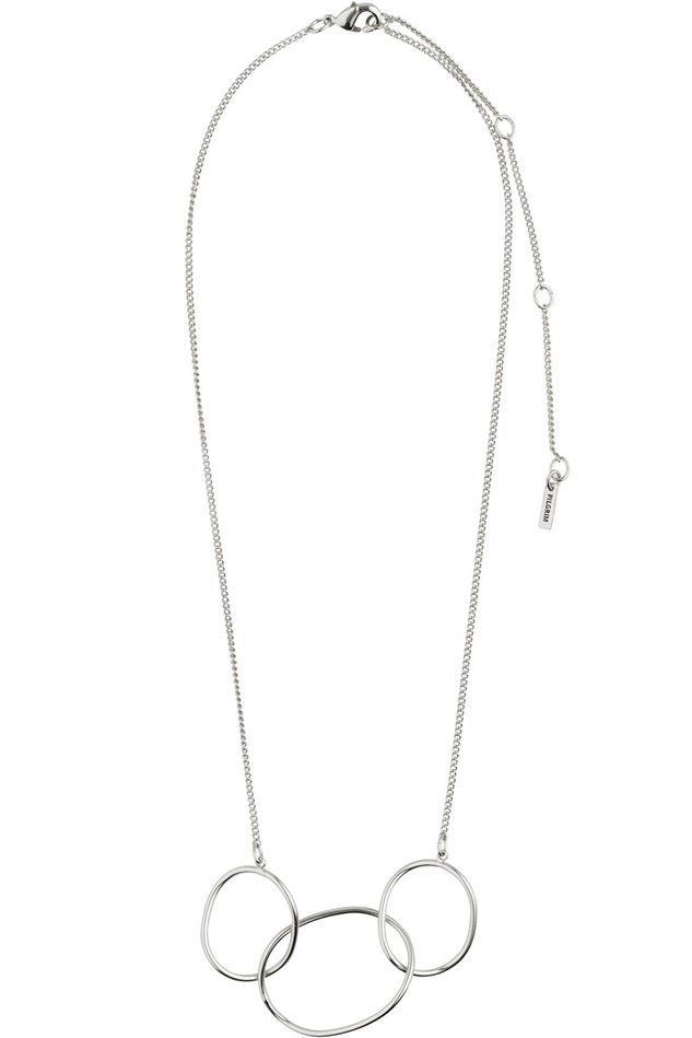Picture of Pilgrim Nika Silver Plated Necklace