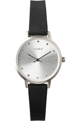 Picture of Pilgrim Naima Silver Colour Black Watch