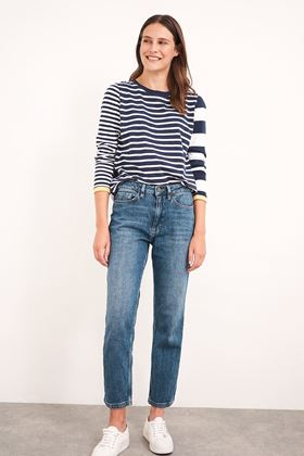 Picture of White Stuff Skye Straight 7/8 Jeans