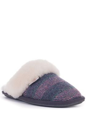 Picture of Bedroom Athletics Harris Tweed Mule