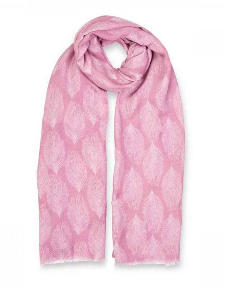 Picture of Katie Loxton Love Love Love Sentiment Scarf