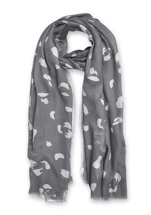 Picture of Katie Loxton 'Oh So Chic' Sentiment  Scarf