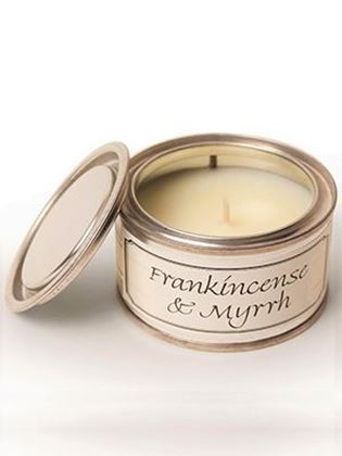 Picture of Pintail Frankincense & Myrrh Paint Pot Candle