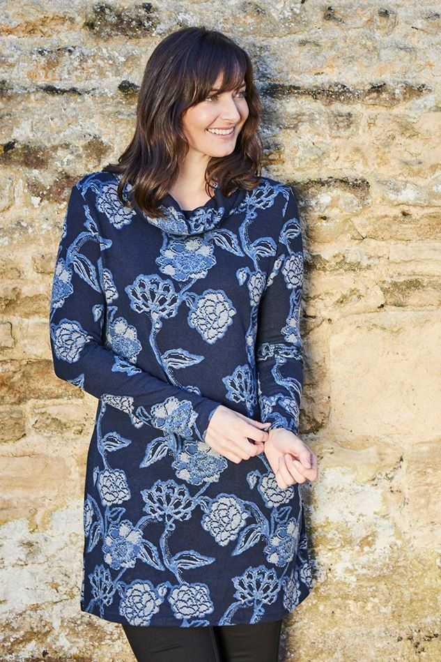 Picture of Lily & Me Winkleigh Tunic Kimono