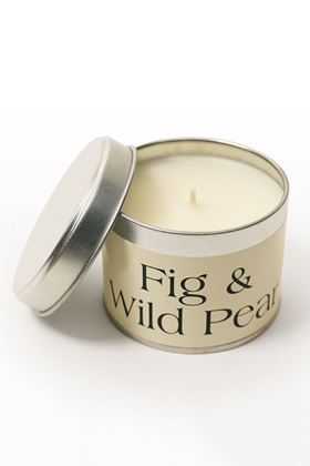 Picture of Pintail Fig & Wild Pear Coordinate Candle