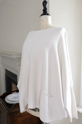 Picture of Miss Sugar Stone Fine Ribbed 2 Pocket Jumper
