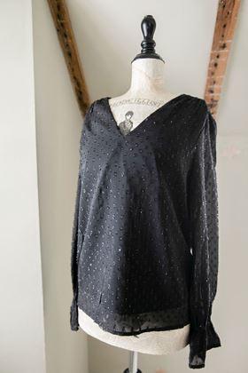 Picture of Vero Moda Kerison Long Sleeve Top