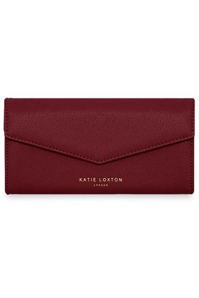 Picture of Katie Loxton Esme Envelope Purse - love life laugh often