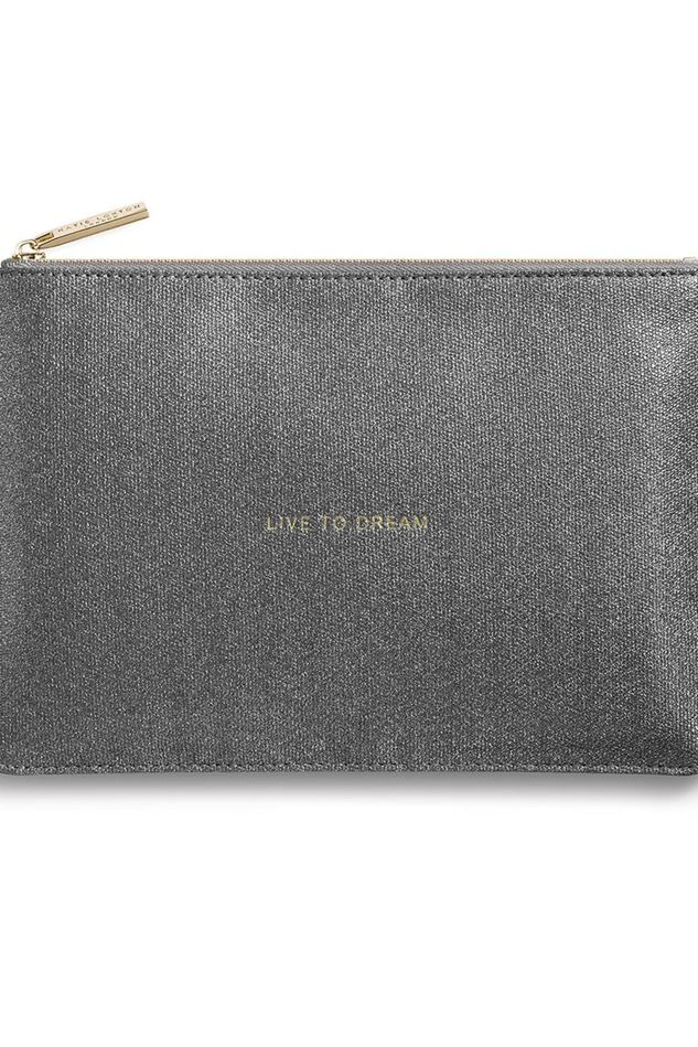 Picture of Katie Loxton Perfect Pouch - Live to Dream