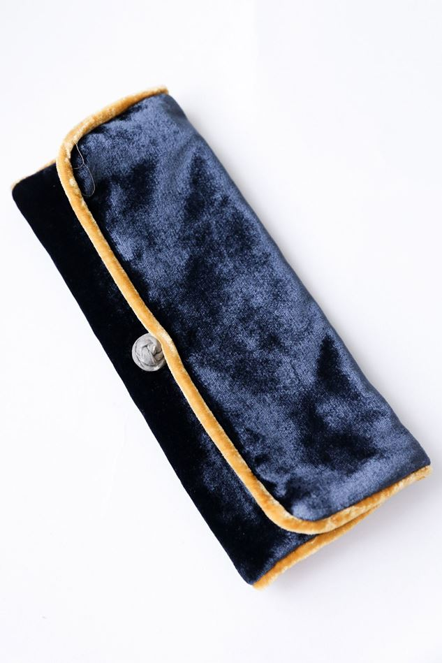 Picture of Lua Velvet Jewellery Roll
