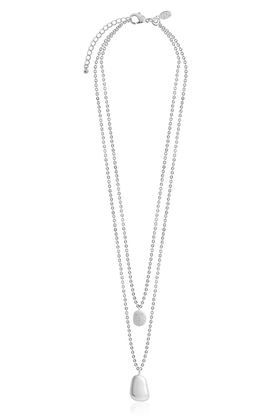 Picture of Joma Jewellery Perfect Pebble Layered Chain Necklace