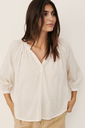 Picture of Part Two Erdonae Cotton Blouse