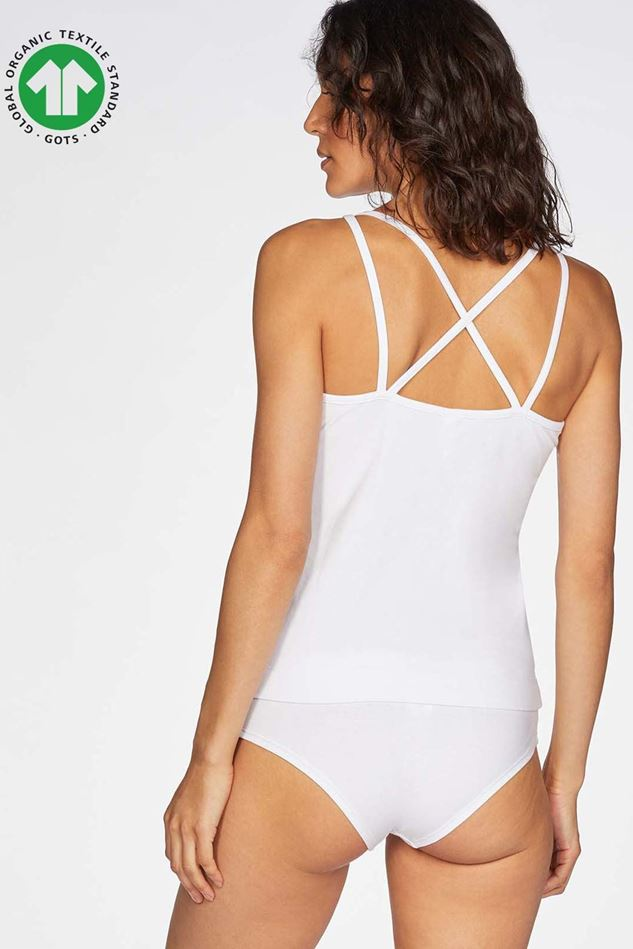 Picture of Thought GOTS Organic Cotton Cami Vest