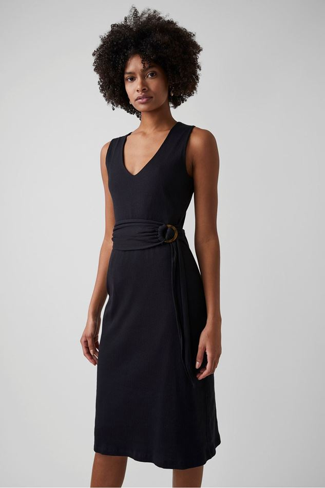 Picture of Great Plains Rere Jersey Belted Dress