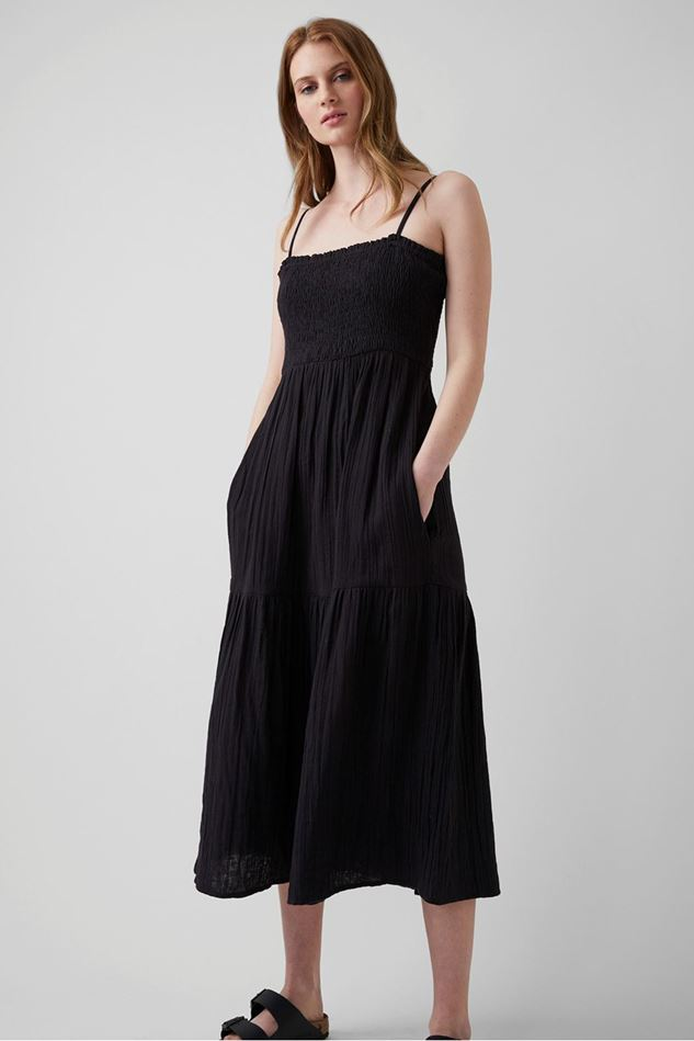 Picture of Great Plains Summer Crinkled Midi Dress
