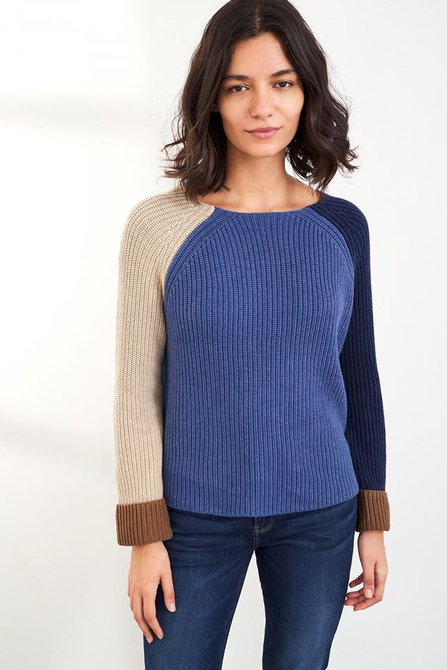 Picture of White Stuff Orla Organic Ribbed Sweater