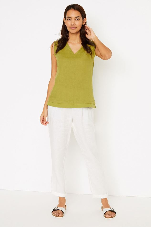 Picture of White Stuff Anu Linen Vest