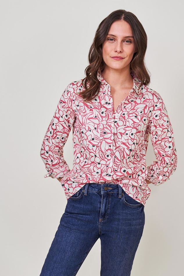Picture of White Stuff Sprig Linen Shirt