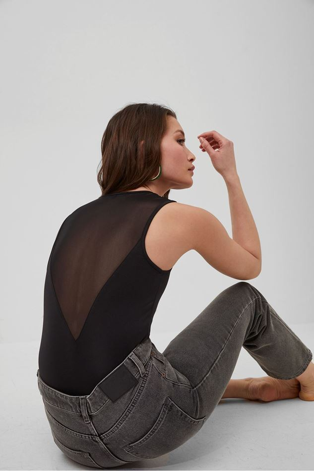Picture of French Connection Sira Jersey Bodysuit