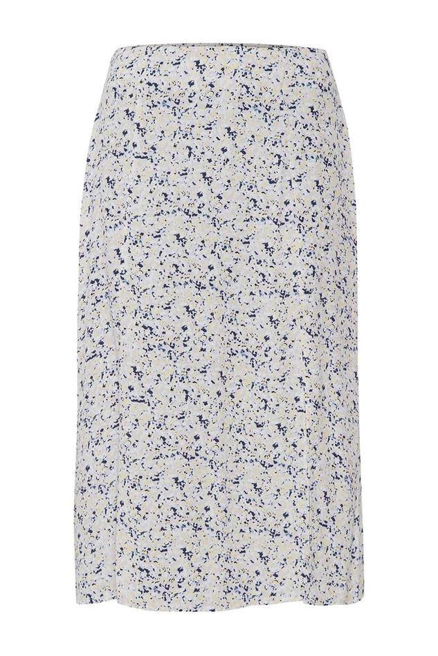 Picture of Ichi Vinna Midi Skirt