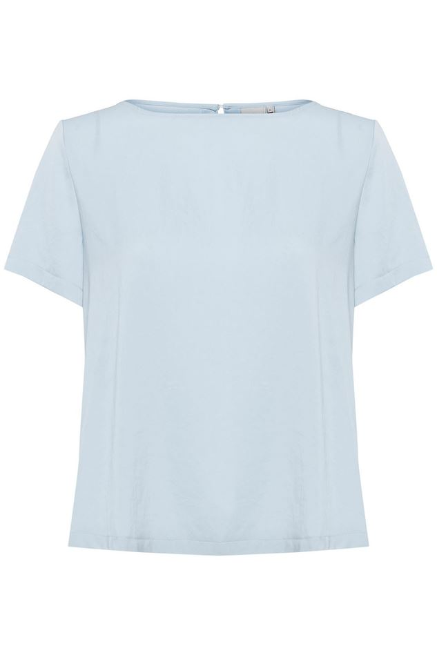 Picture of Ichi Chrissy Short Sleeve Top