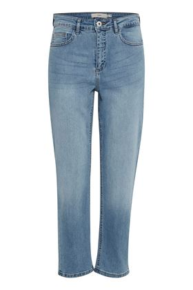 Picture of Ichi Twiggy Raven Jeans