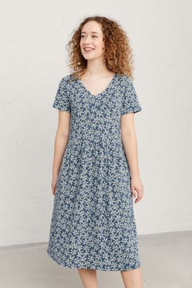 Picture of Seasalt Brush Drawing Dress