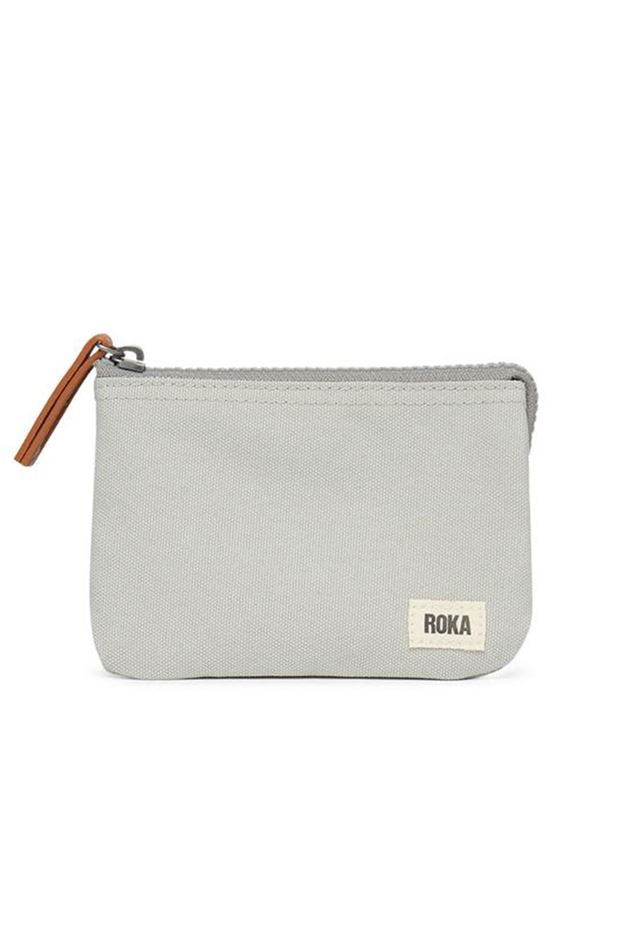 Picture of Roka Carnaby Small Sustainable Canvas Wallet