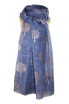 Picture of Lua Mulberry Trees Scarf