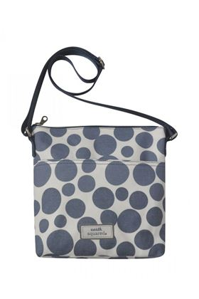 Picture of Earth Squared Oil Cloth Messenger Bag