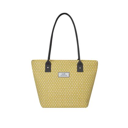Picture of Earth Squared Spring Linen Tote Bag