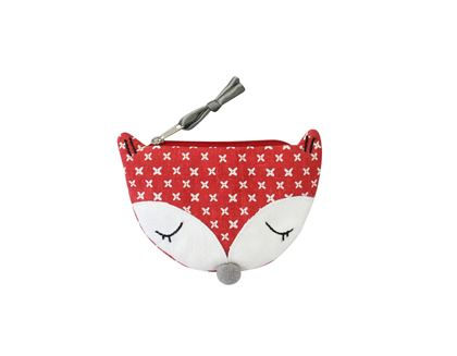 Picture of Earth Squared Spring Linen Animal Purse